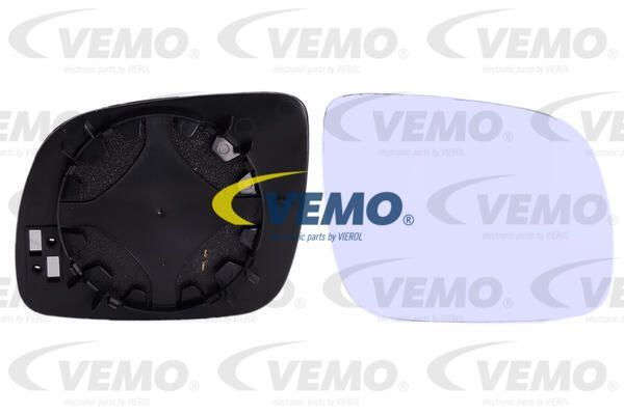 VEMO  V10-69-0003 Spiegelglas, Außenspiegel