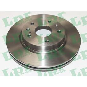 Bremsscheibe Bremsscheibendicke: 22mm, Felge: 5-loch, Ø: 280mm mit OEM-Nummer 55311 61M 00