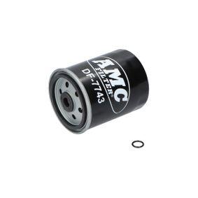 Kraftstofffilter Höhe: 103mm mit OEM-Nummer A601 090 03 52