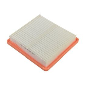 Air Filter Length: 189mm, Width: 202mm, Height: 35mm, Length: 189mm with OEM Number 165463VD0A