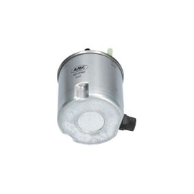 Fuel filter Height: 123mm with OEM Number 16400-JY09D