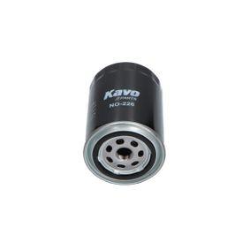 Filtro de aceite Ø: 97mm, Altura: 130mm con OEM número 15208-65014