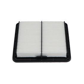 Luftfilter Länge: 220mm, Breite: 216mm, Höhe: 36mm mit OEM-Nummer 16546AA120