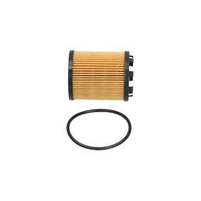 Ölfilter Ø: 65mm, Ø: 65mm, Innendurchmesser 2: 25mm, Höhe: 81mm mit OEM-Nummer 1651185C00