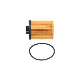 Ölfilter Ø: 62mm, Ø: 62mm, Innendurchmesser 2: 28mm, Höhe: 87mm mit OEM-Nummer 16510-84E00