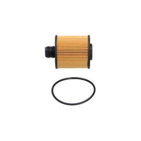 Ölfilter Ø: 72mm, Innendurchmesser: 18mm, Höhe: 101mm mit OEM-Nummer 1651062M00