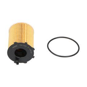 Filtro de óleo Diâmetro exterior 2: 65mm, Diâmetro interior 2: 26mm, Diâmetro interior 2: 20mm, Altura: 100mm com códigos OEM SU001 A3092