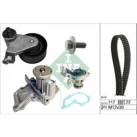 Wasserpumpe + Zahnriemensatz mit OEM-Nummer 96MM-6K-288A1A