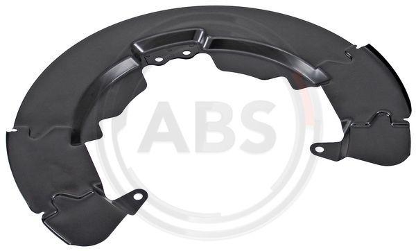 A.B.S.  11305 Protectie stropire, disc frana tabla de otel