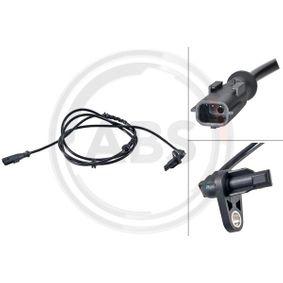 Renault Twingo 2 1.2 (CN0D) ABS Sensor A.B.S. 31650 (1.2 (CN0D) Benzin 2009 D7F 800)