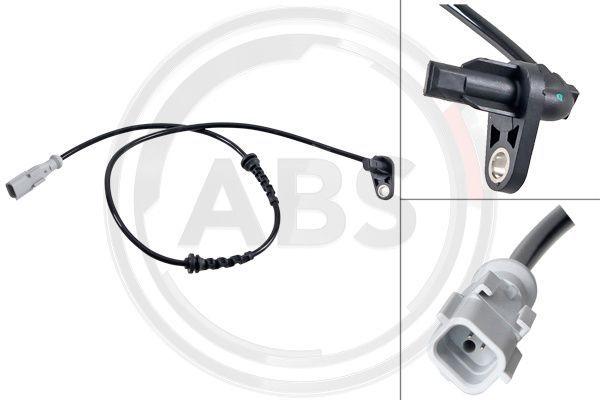 A.B.S.  31651 Sensor, Raddrehzahl Länge: 790mm