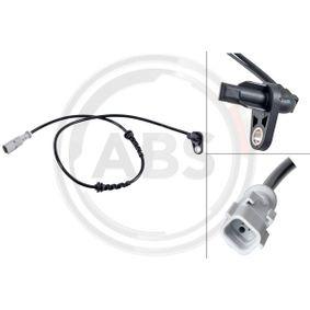 Renault Twingo 2 1.2 (CN0D) ABS Sensor A.B.S. 31651 (1.2 (CN0D) Benzin 2013 D7F 800)