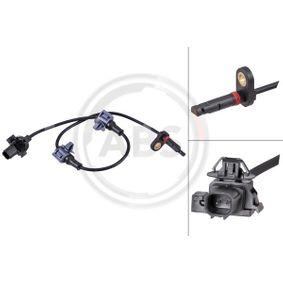 2018 Honda CR-V Mk3 2.2 i-CTDi 4WD (RE6) Sensor, wheel speed 31771