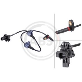 2009 Honda CR-V Mk3 2.2 i-CTDi 4WD (RE6) Sensor, wheel speed 31772