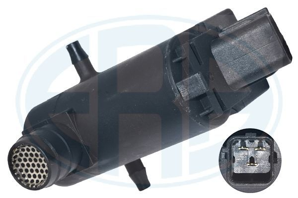 ERA  465087 Water Pump, window cleaning Voltage: 12V, Number of connectors: 3