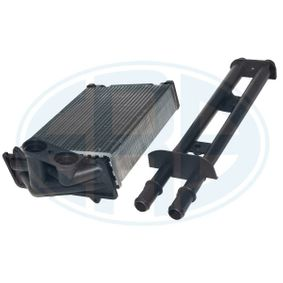 Heat Exchanger, interior heating 669506 PANDA (169) 1.2 MY 2014