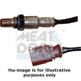 Lambdasonde Kabellänge: 410mm mit OEM-Nummer 03C 906 262T