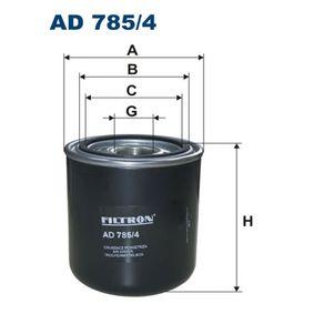 Lufttrockner, Druckluftanlage mit OEM-Nummer 000 429 57 95
