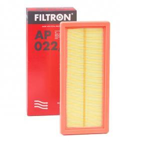 Air Filter AP 022/1 PANDA (169) 1.2 MY 2006