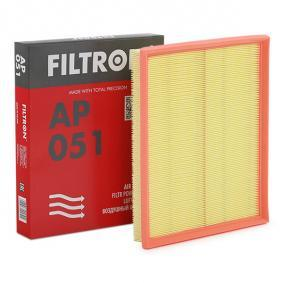 Filtro de aire AP 051 Astra G Berlina (T98) 1.6 (F69) ac 2000