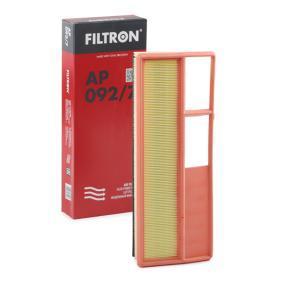Filtro aria Lunghezza: 375mm, Largh.: 147mm, Alt.: 52mm, Lunghezza: 375mm con OEM Numero 71765453