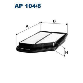 Air Filter AP 104/8 CIVIC 8 Hatchback (FN, FK) 2.2 CTDi (FK3) MY 2018