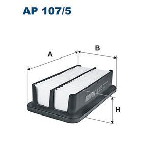 Filtro de aire AP 107/5 Picanto (SA) 1.1 CRDi ac 2021