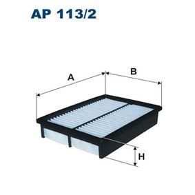 Air Filter AP 113/2 3 (BL) 2.0 (BLEFP) MY 2010