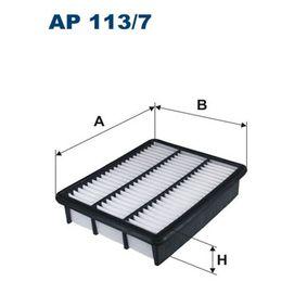 Filtro de aire AP 113/7 CX-5 (KF) 2.2 D (SHY6) ac 2017