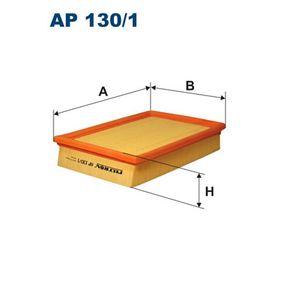 Vzduchový filtr AP 130/1 307 (3A/C) 1.6 16V rok 2003