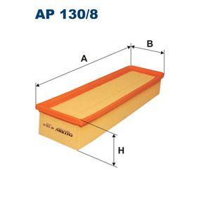 Filtro aria Lunghezza: 335mm, Largh.: 102mm, Alt.: 56mm, Lunghezza: 335mm con OEM Numero 1444 VJ