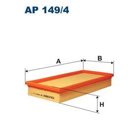 Filtre à air AP 149/4 Fabia 1 Combi (6Y5) 1.2 ac 2006