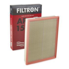 Luftfilter Länge: 326mm, Breite: 252mm, Höhe: 50mm, Länge: 326mm mit OEM-Nummer 8 35 631