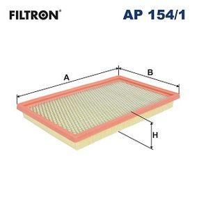 Luftfilter AP 154/1 IMPREZA Schrägheck (GR, GH, G3) 2.5 WRX S AWD Bj 2010