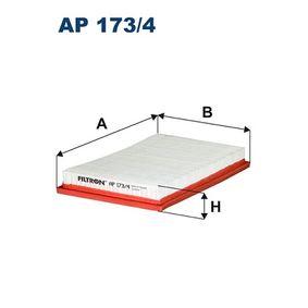 Légszűrő AP 173/4 SX4 S-Cross (JY) 1.6 (AKK 416) Év 2019