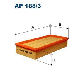 Filtro aria AP 188/3 9-3 (YS3D) 2.3 i ac 1998