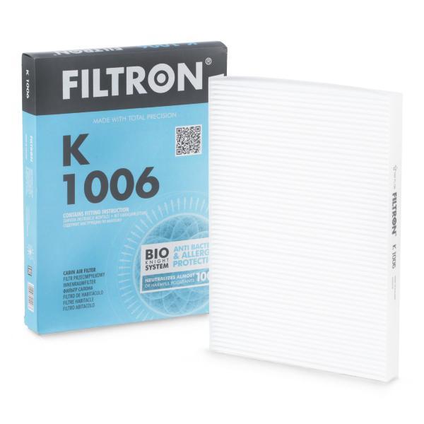 Staubfilter FILTRON K1006 Erfahrung
