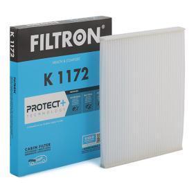 Filter, Innenraumluft Länge: 216mm, Breite: 265mm, Höhe: 20mm mit OEM-Nummer 6 808 622