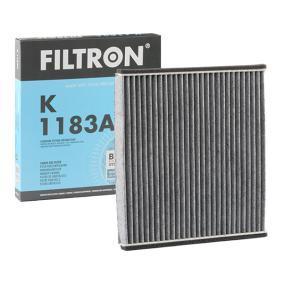 Filter, Innenraumluft Länge: 195mm, Breite: 216mm, Höhe: 18mm mit OEM-Nummer 0897400820