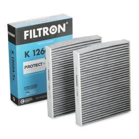 Filter, Innenraumluft Länge: 246mm, Breite: 207mm, Höhe: 30mm mit OEM-Nummer 6411 9 163 329