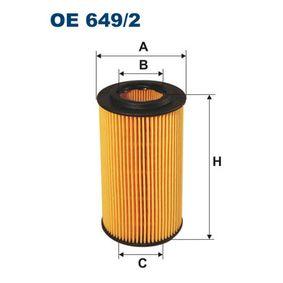 Ölfilter OE 649/2 5 Touring (E39) 520d 2.0 Bj 2003