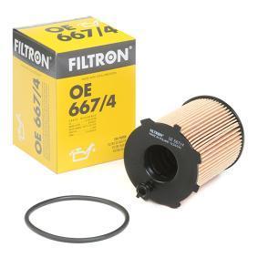 Oil Filter OE 667/4 3008 (0U_) 1.6 BlueHDi 120 MY 2016