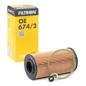 Ölfilter Innendurchmesser 2: 25mm, Innendurchmesser 2: 25mm, Höhe: 121mm mit OEM-Nummer 263202A001