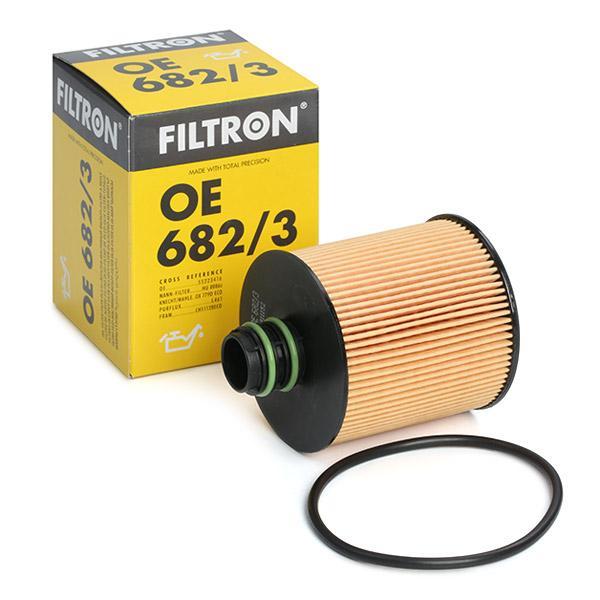 Filter FILTRON OE682/3 Erfahrung