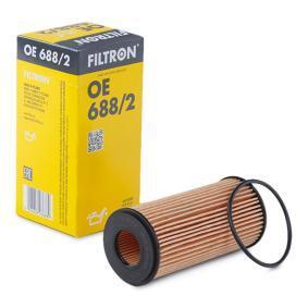 Ölfilter Ø: 52mm, Innendurchmesser: 24mm, Höhe: 112mm mit OEM-Nummer 06K115562