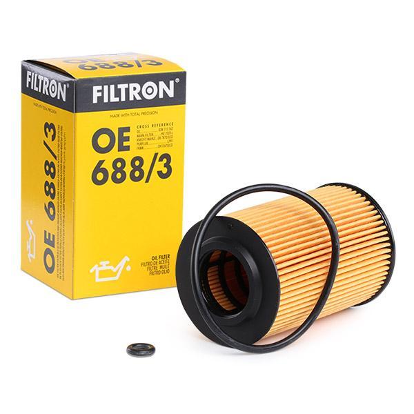 Ölfilter FILTRON OE688/3 Erfahrung