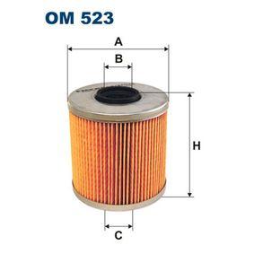 Ölfilter Ø: 82mm, Innendurchmesser 2: 28mm, Höhe: 88mm mit OEM-Nummer 11 42 1 709 865