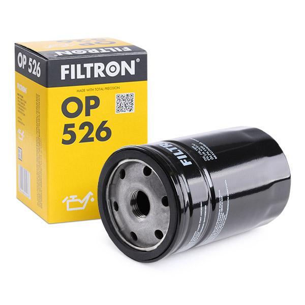 Filter FILTRON OP526 Erfahrung