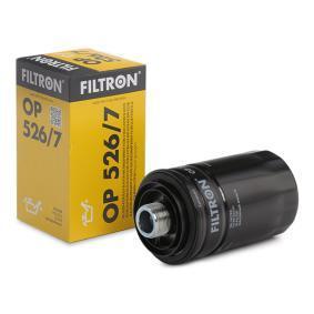 Oil Filter OP 526/7 Transporter 5 (7HA, 7HH, 7EA, 7EH) 2.0 TSI 4motion MY 2013