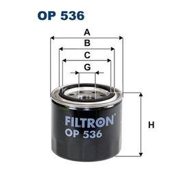 Ölfilter Ø: 83mm, Innendurchmesser 2: 63mm, Innendurchmesser 2: 55mm, Höhe: 75mm mit OEM-Nummer YM 129150-35151